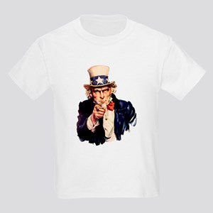 Uncle Sam: WE WANT YOU Kids T-Shirt