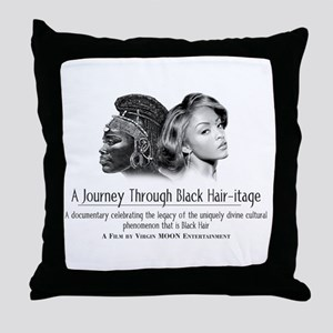 My Nappy Roots Throw Pillow