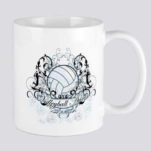 Volleyball Aunt Mug
