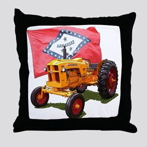 The Arkansas 445 Throw Pillow