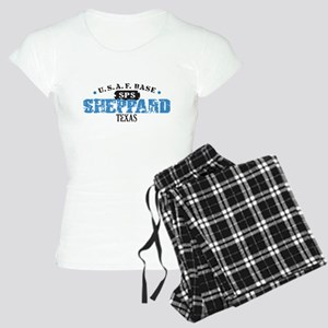 Sheppard Air Force Base Women's Light Pajamas