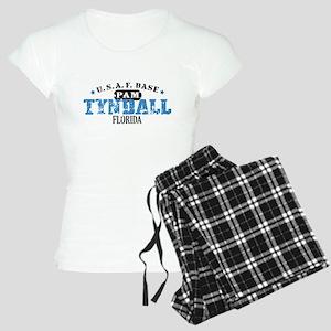 Tyndall Air Force Base Women's Light Pajamas