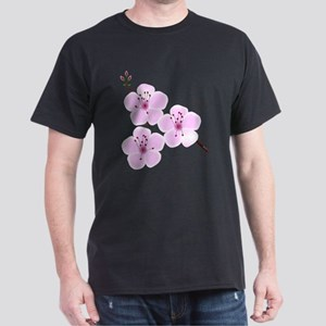 Cherry Blossoms Dark T-Shirt