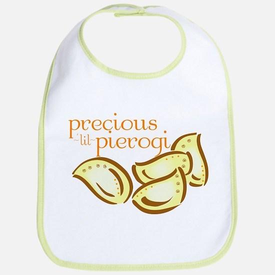 Precious Lil Pierogi Bib