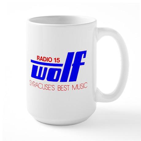 Radio15WOLF Mugs