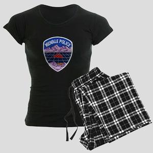 Midvale Police Women's Dark Pajamas