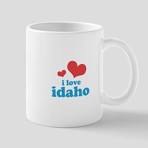 I Love Idaho Mug