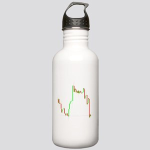 FOREX DOGS Stainless Water Bottle 1.0L