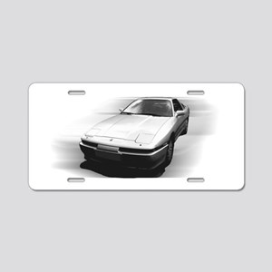 MKIII Supra Motion Aluminum License Plate