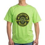 USS CORRY Green T-Shirt