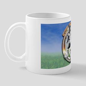 Gypsy Horses Rock Mug