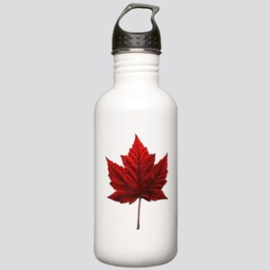 Canada Maple Leaf Stainless Water Bottle 1.0L