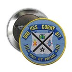 "USS CORRY 2.25"" Button"