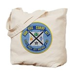 USS CORRY Tote Bag