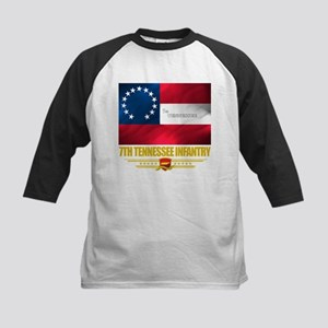 7th Tennessee Infantry Kids Baseball Jersey