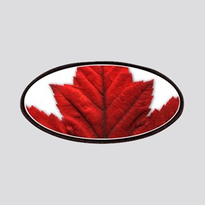 Canada Maple Leaf Patch