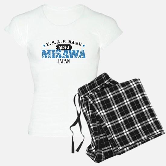Misawa Air Force Base Pajamas