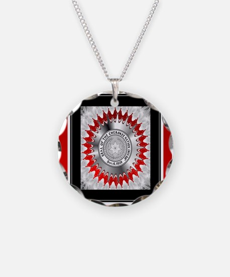 Cherokee Nations Necklace