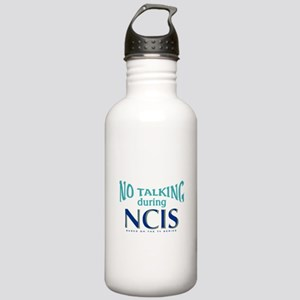No Talking During NCIS Stainless Water Bottle 1.0L