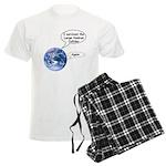 I survived the LHC again Men's Light Pajamas