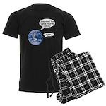 I survived the LHC again Men's Dark Pajamas