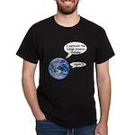 I survived the LHC again Dark T-Shirt