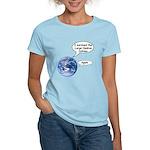 I survived the LHC again Women's Light T-Shirt