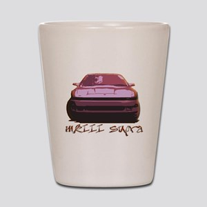 Pink MKIII Supra Shot Glass