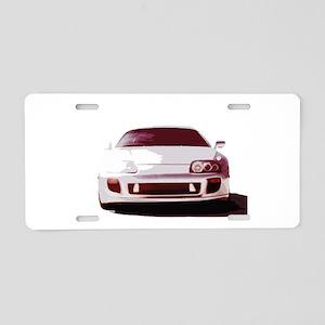 Smily MK4 Supra Aluminum License Plate