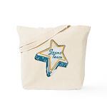 JEANS TEAM Tote Bag