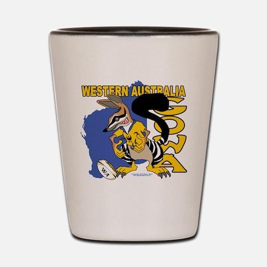 WA Shot Glass