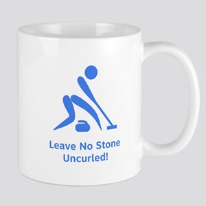 Leave No Stone Uncurled! Mug