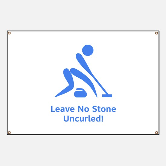 Leave No Stone Uncurled! Banner
