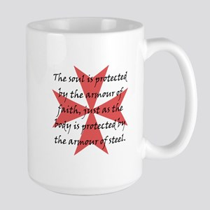 Templar Cross Large Mug