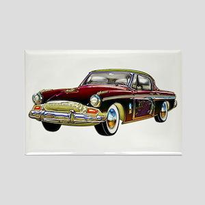 Classic Custom Studebaker Rectangle Magnet