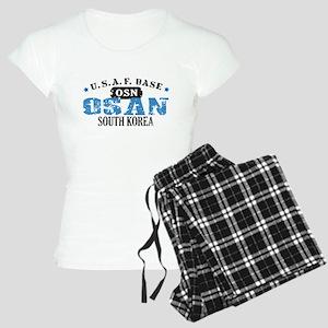 Osan Air Force Base Women's Light Pajamas