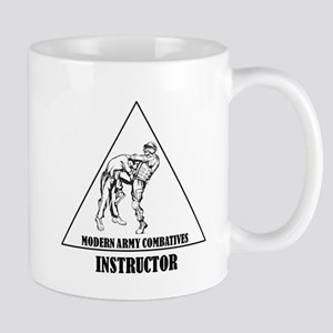 Modern Army Combatives Instructor Mug