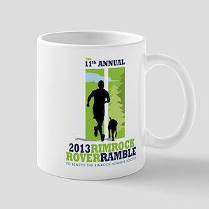 Rimrock Rover Ramble 2013 Mug