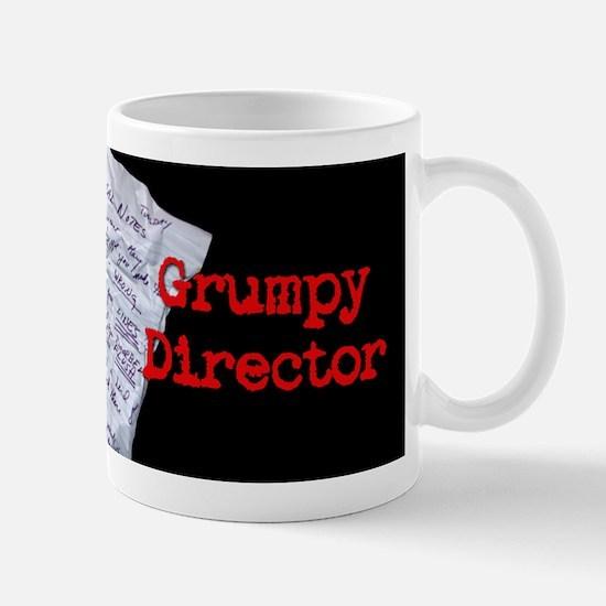 Grumpy Director Mug