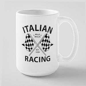 Italian Racing Large Mug