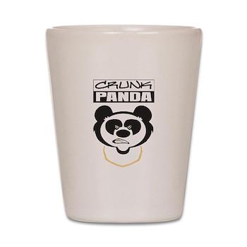Crunk Panda™ Shot Glass