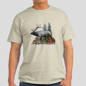 Bull Elk Light T-Shirt