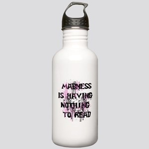 Reading Madness Stainless Water Bottle 1.0L