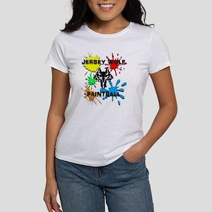 Jersey Wolf Paintball Women's T-Shirt