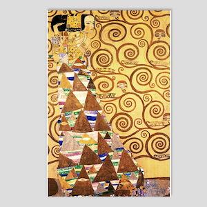 gustav klimt art Postcards (Package of 8)