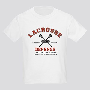 Lacrosse Defense Kids Light T-Shirt