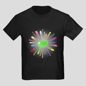 green jellybean blowout Kids Dark T-Shirt