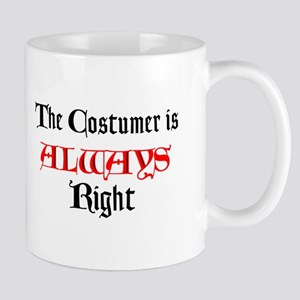 Costumer Mug