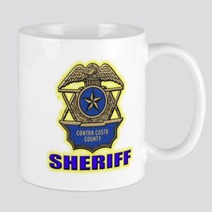 Contra Costa County Sheriff Mug