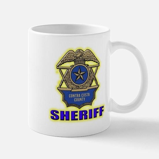Contra Costa County Sheriff Mug